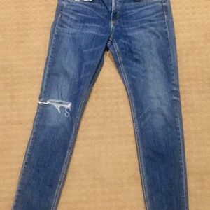 rag and bone Dre Jean Skinny Boyfriend sz. 30 $250